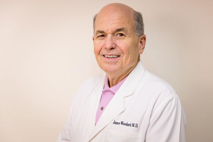James Woodard, MD